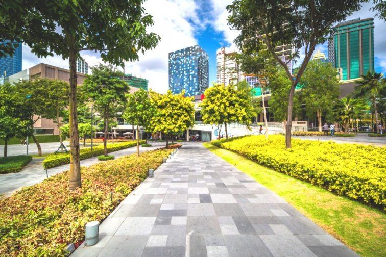 bonifacio District City manila-min