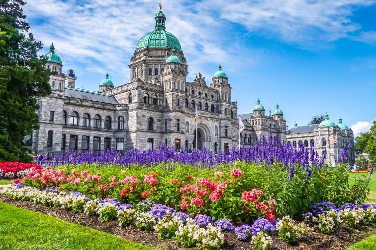 カナダ】ビクトリア観光ならココ!絶対に外せないスポット5選 | トラベルスタンダードジャパン