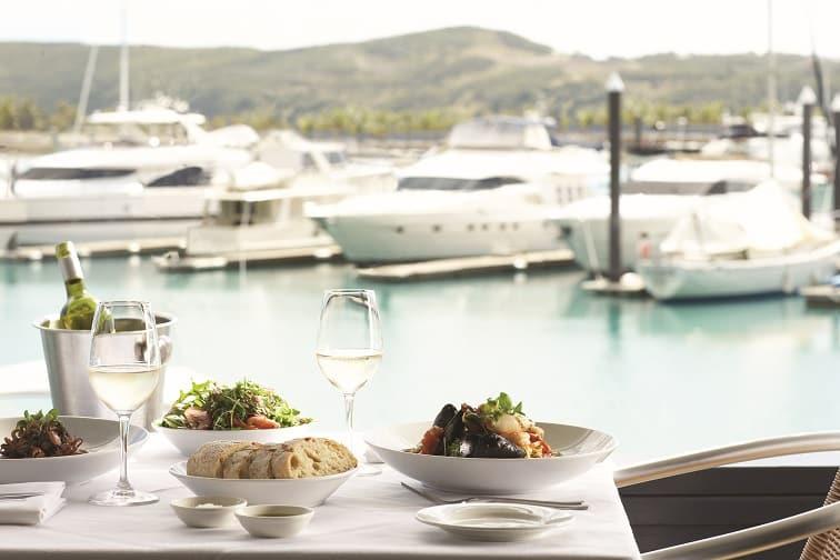 ハミルトン島・ロマーノズ Romanos-Food