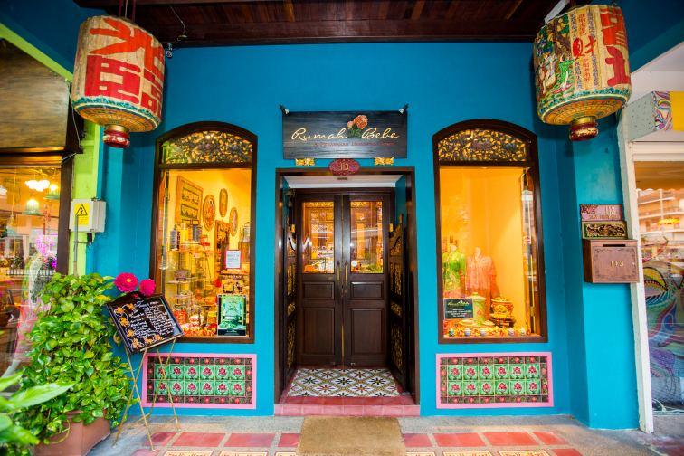 ビーズ刺繍のサンダルや雑貨が豊富な「ルマービビ(Rumah Bebe)」