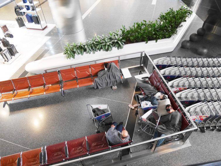 ハマド国際空港トランジット