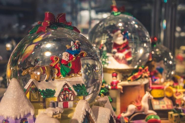 カナダ・モントリオール クリスマス