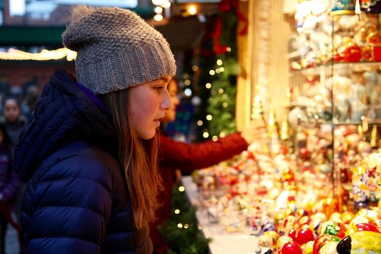 カナダ・クリスマスマーケット