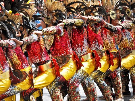 sinulog dance cebu tour
