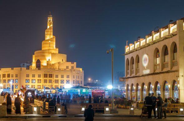 souq wakif ホテル