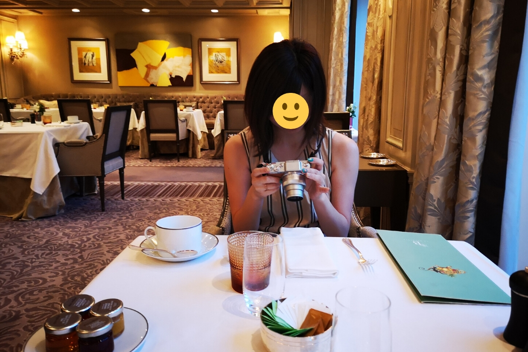 シャングリラホテルパリ