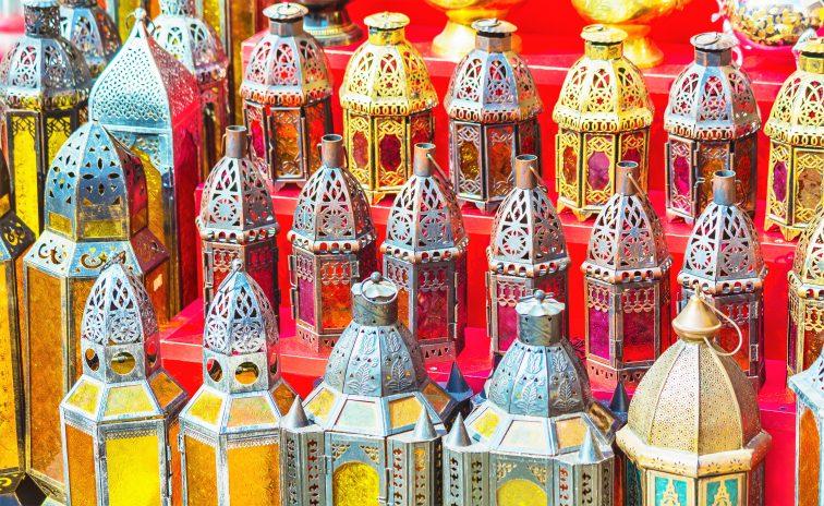 カタールアラビアンランプ