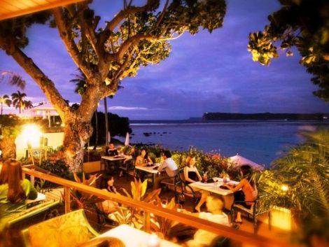 BBQ-tropics-hilton guam tour