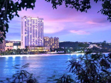 Dusit Thani Guam tour _