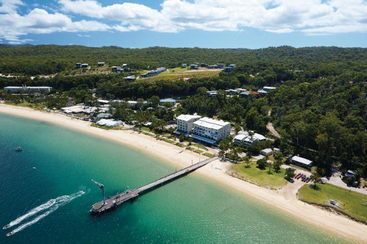 モートン島・タンガローマアイランドリゾート(Tangalooma Island Resort)