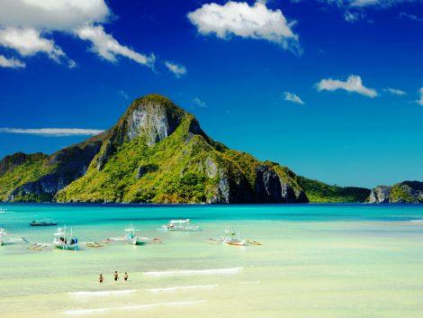 beach elnido tour