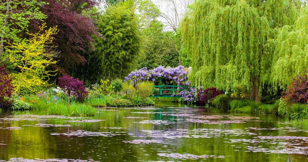 フランス モネの庭