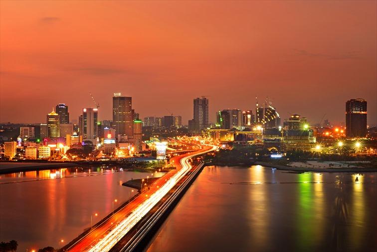 シンガポールを望む港町「ジョホールバル」