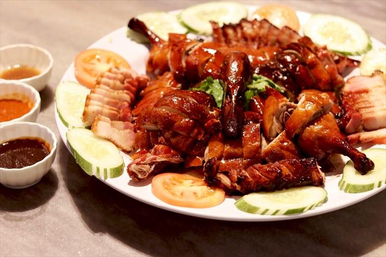 マレーシアが誇る食の都イポーでおいしい食事を