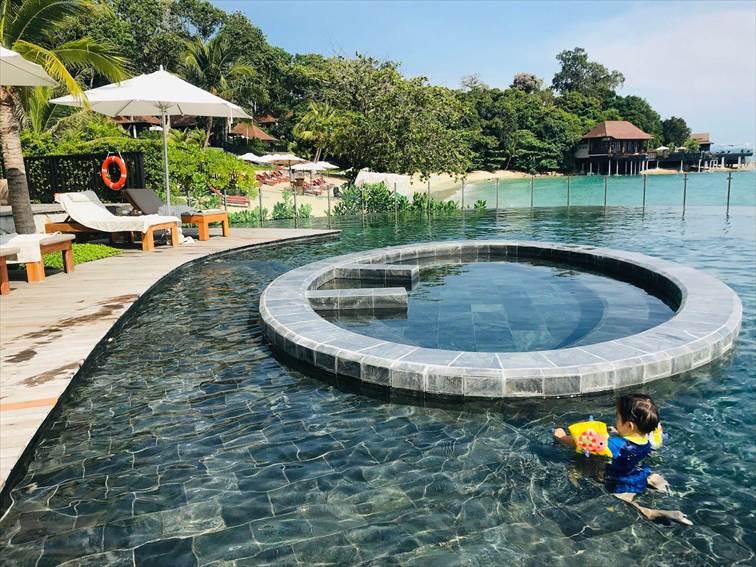 リゾートならではのアクティビティが豊富な「ランカウイ島」
