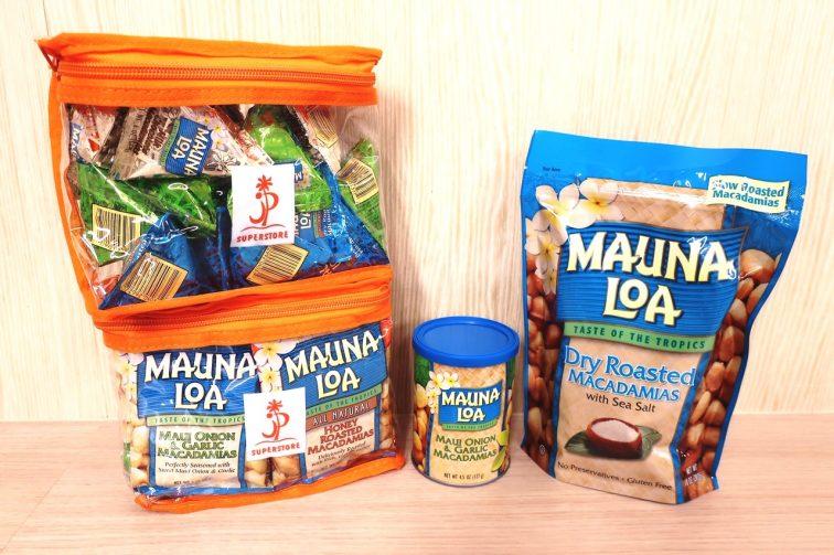 マウナロア nuts made in hawaii