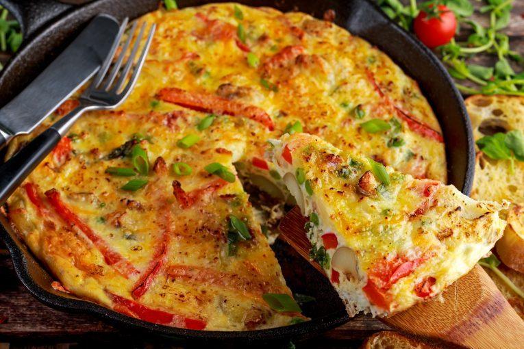 スペイン料理トルティージャ