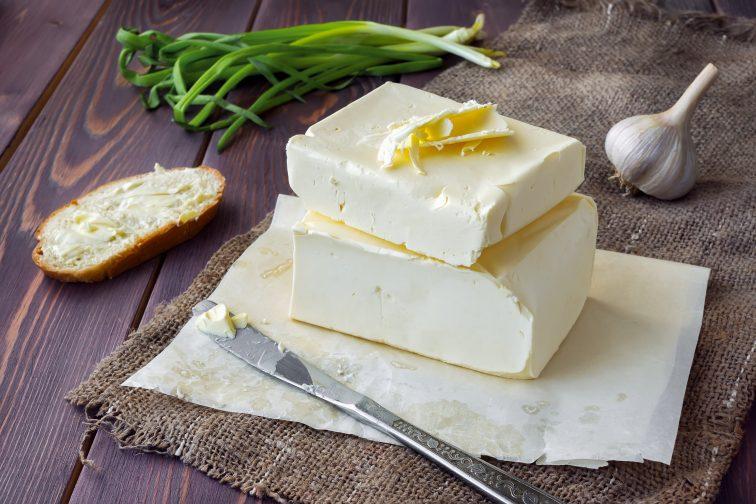 パリのお土産バター