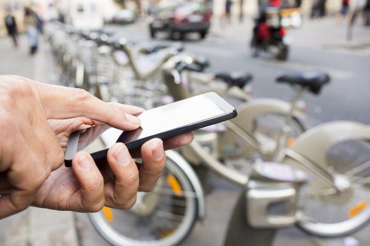 パリ レンタル自転車 アプリ
