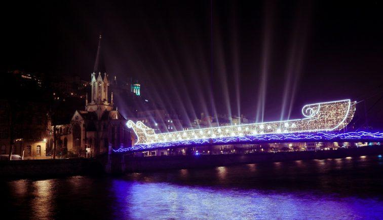 リヨン 光の祭典
