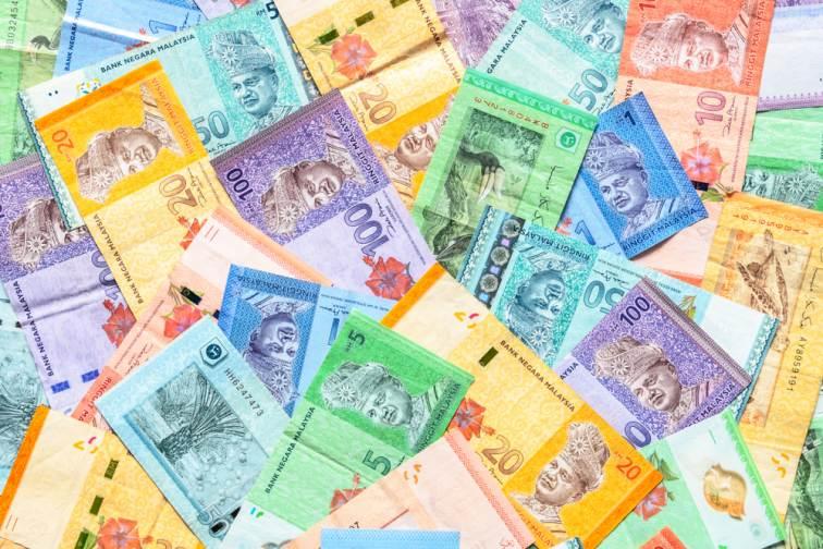 マレーシアのお金「リンギット」
