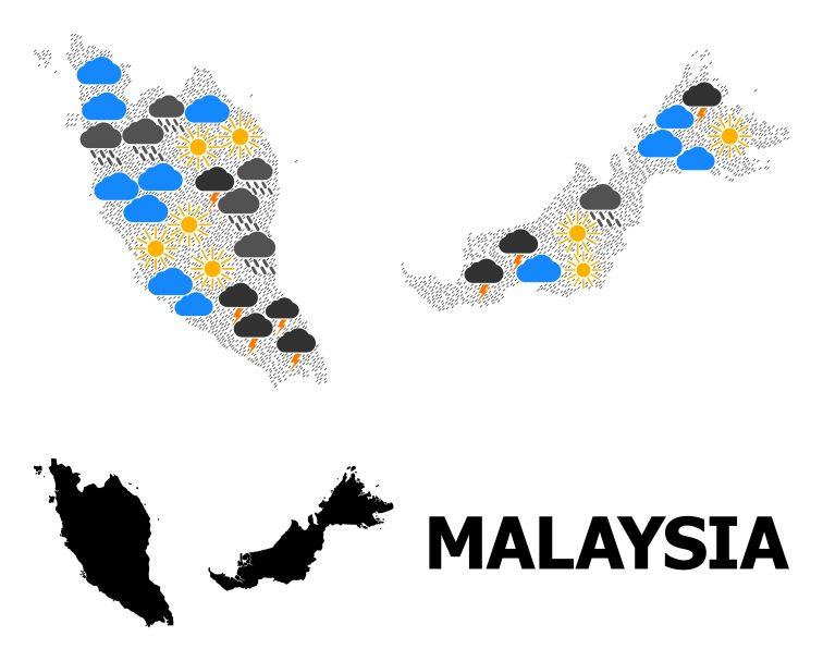 マレーシアの気候・天気について