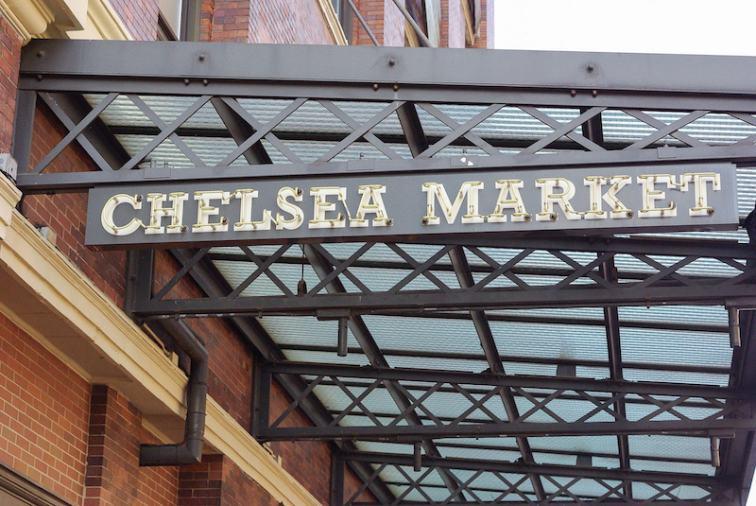 アメリカ・ニューヨーク・チェルシーマーケット