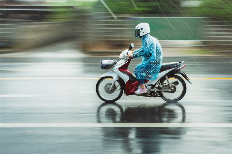 ベトナム南部では1年を通して蒸し暑い日が多く、乾季と雨季に分かれている