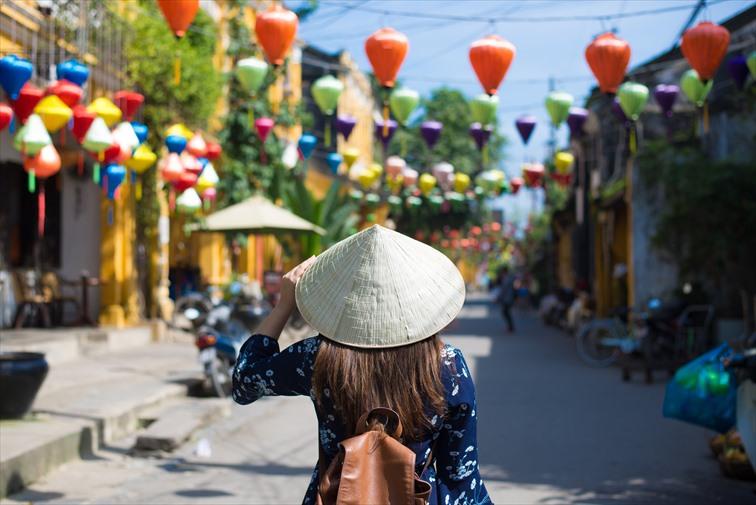 東南アジアの中でも人気が高い観光地・ベトナム