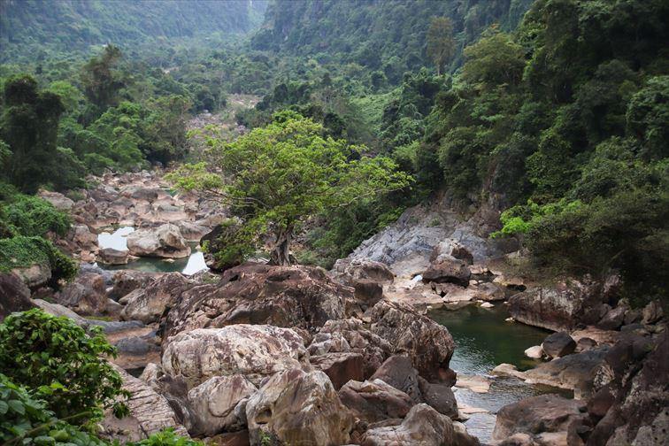 フォンニャ ケバン国立公園