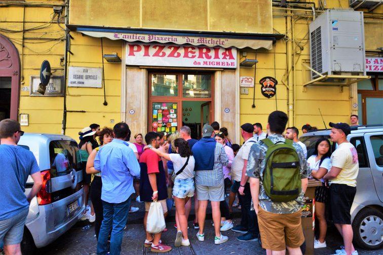 ナポリ ピザ