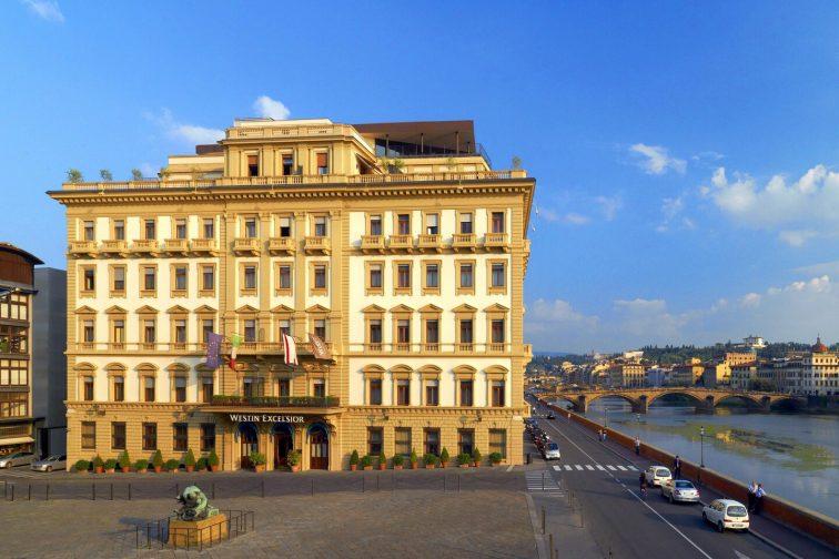 フィレンツェ ホテル ウェスティンエクセルシオール