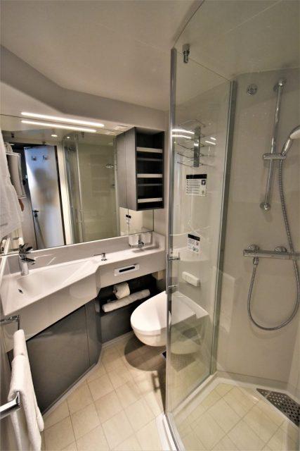 グランディオーサ シャワールーム