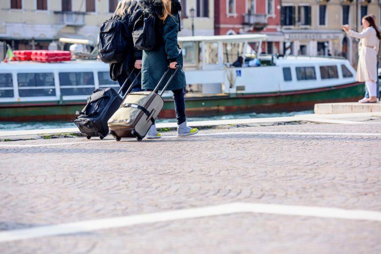 ベネチア空港 水上バス