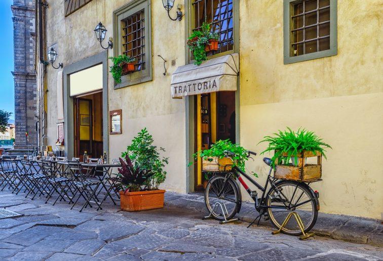 フィレンツェ トラットリア