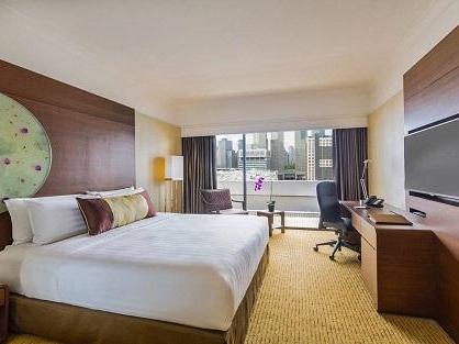マリーナマンダリンホテルの客室