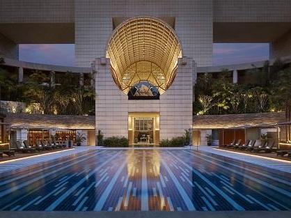 リッツカールトン ホテル シンガポール