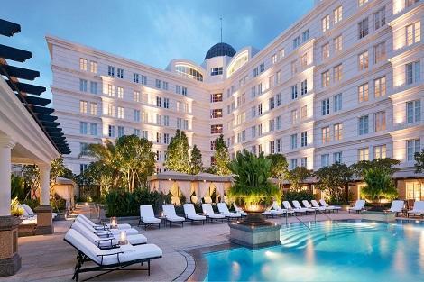 「パークハイアットホテルサイゴン」