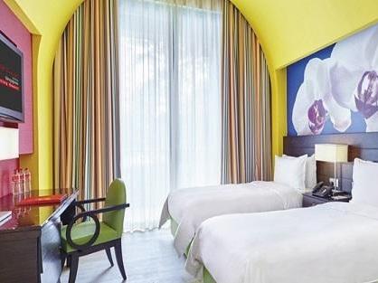 フェスティブホテルの客室