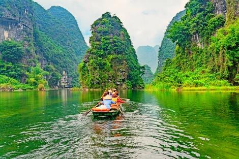 ベトナム・ハノイのチャンアンクルーズツアー