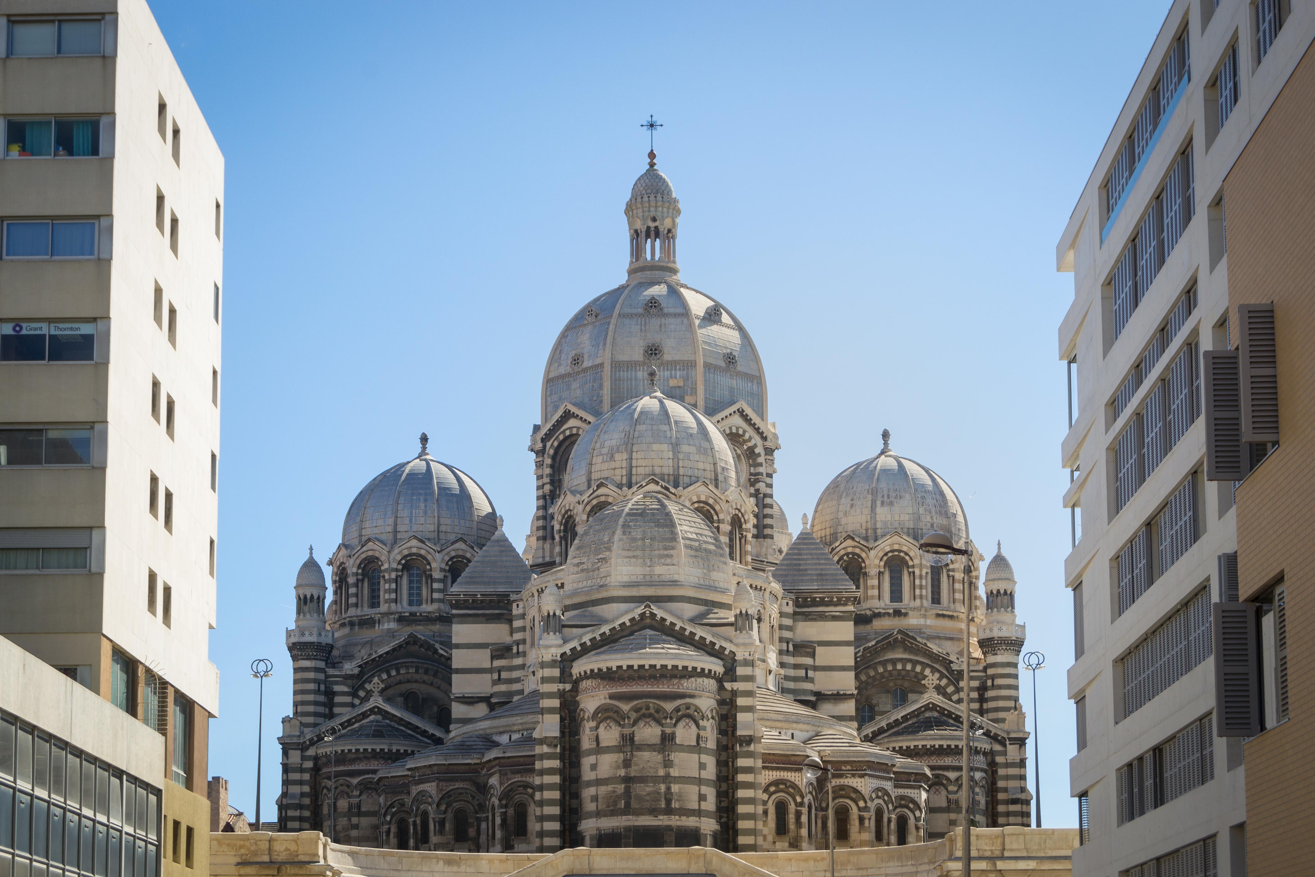 マルセイユ 修道院
