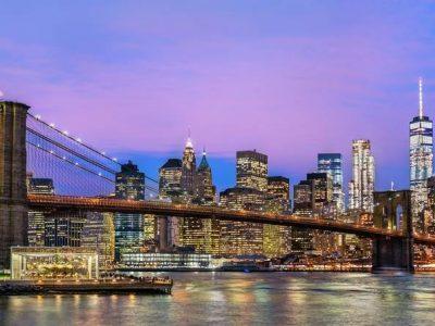 ニューヨーク・ブルックリン(3×4)