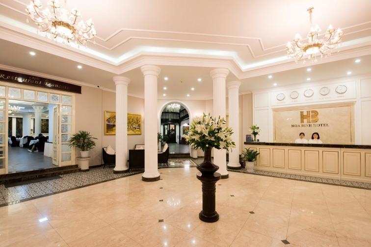 ホアビン ホテル ハノイ