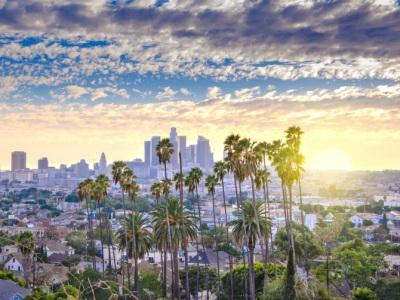 ロサンゼルス(3×4)