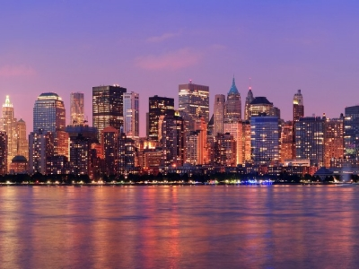 ニューヨーク・マンハッタン(3×4)
