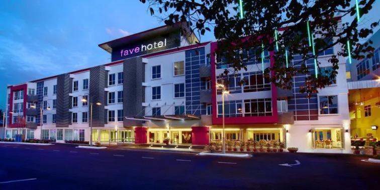 フェイブ ホテル ランカウイ