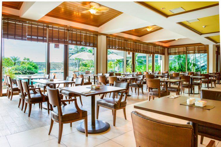 restaurant La cascata
