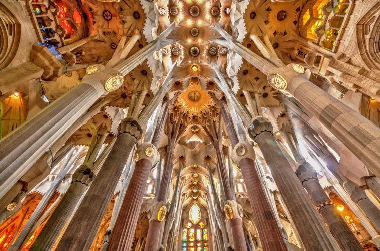 サグラダ・ファミリア 聖堂