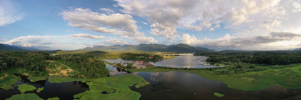 世界最長級の考古遺跡「レンゴン渓谷」