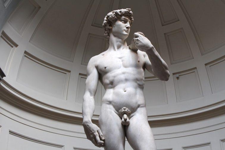 フィレンツェ1日観光 ダビデ像